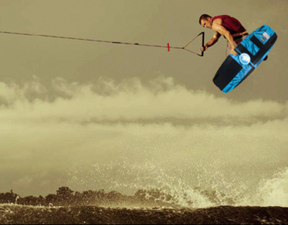 work: LIQUID FORCE WAKEBOARDS 2013