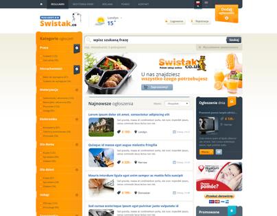 Advertising portal
