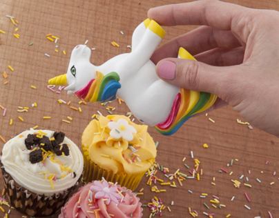 The Unicorn Sprinkle Shaker