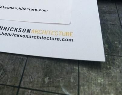 Henrickson Architecture