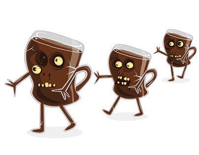 Coffee Zombies