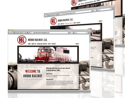 Hondo Railway Website