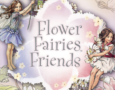 Flower Fairies Friends