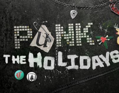 Converse: Punk The Holidays