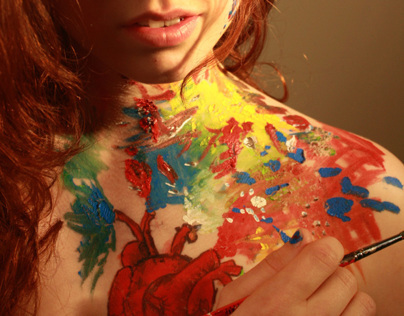 Paint Your Heart Out.