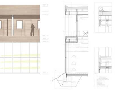 Arch 471: Integration: Nashville Community Boathouse
