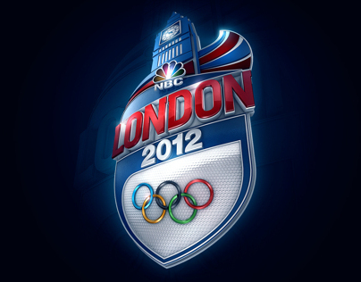 London Olympics 3D Logo Rendering