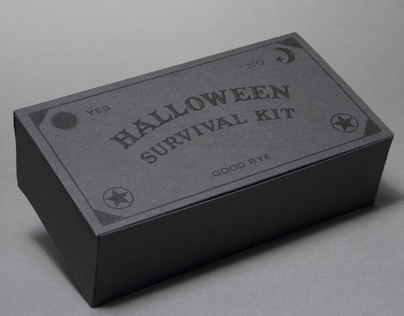 Halloween Survival Kit