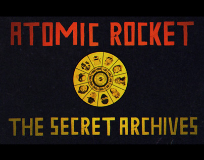 Atomic Rocket Comics: The Complete Video Collection