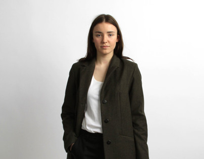 3rd Year Tailored Jacket (Technical Project)