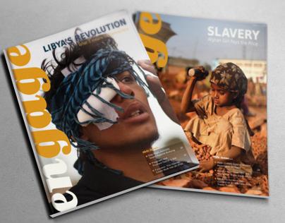 Engage Magazine