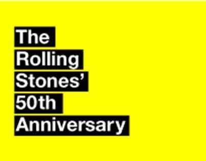 the rolling stones 50th anniversary