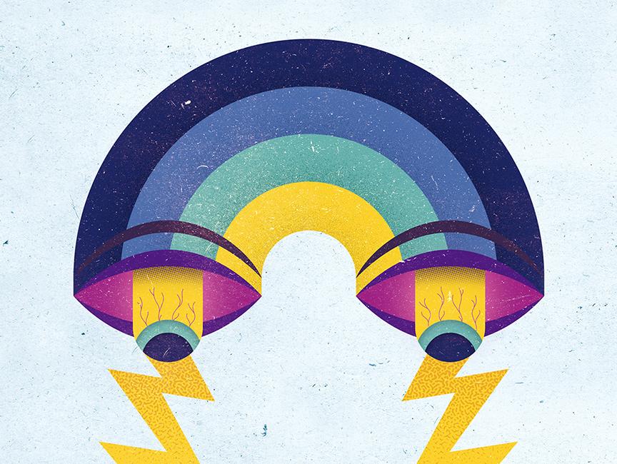 Yorokobu Mag Illustrations II