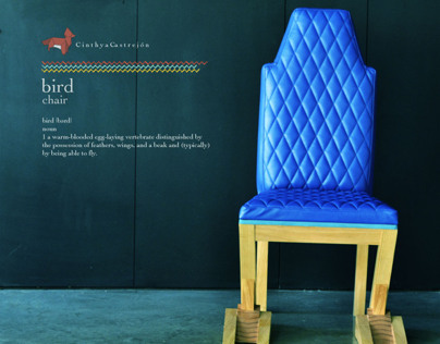 Furniture  BIRD CHAIR