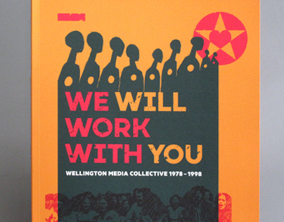 WE WILL WORK WITH YOU - Publication design