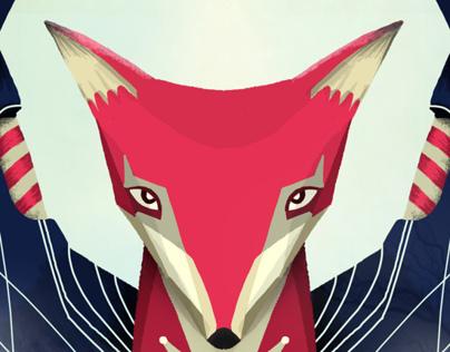 Vulpino / Personal Illustration