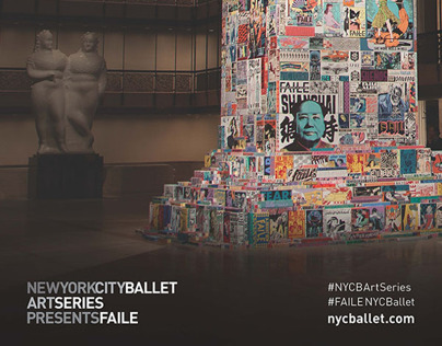 NYCB: FAILE Art Series