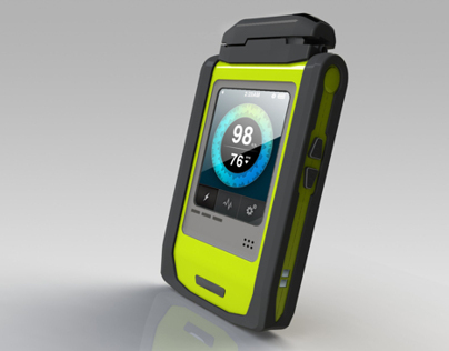 Philips First Responder: Pulse Oximeter