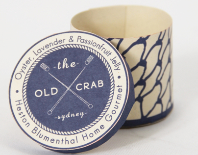 The Old Crab - Corporate Design
