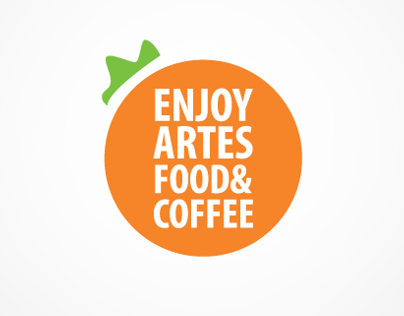Identity Design: Enjoy Artes Food & Coffee