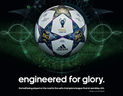 ADIDAS FOOTBALL - CHAMPIONS LEAGUE