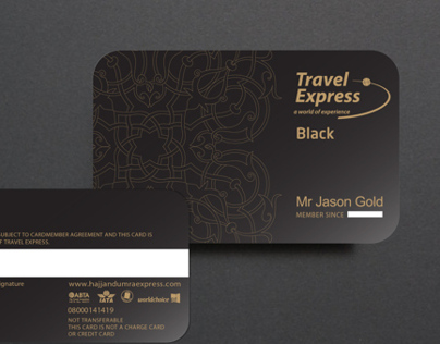 Travel Express uk Loyalty Cards