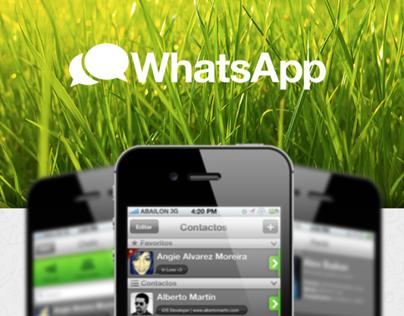 WhatsApp - TheNextStep