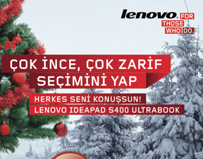 Lenovo New Year
