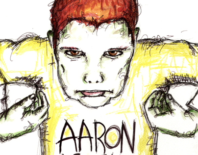 Arron is the Incredible Hulk