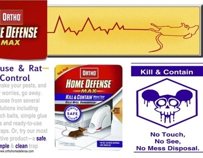 Ortho Home Defense Ad