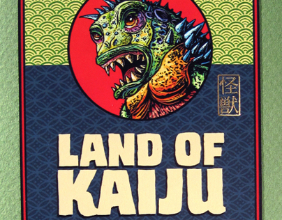 Land of Kaiju