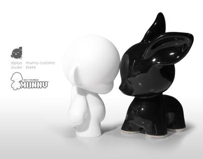 Diploo Studio Munny Customs