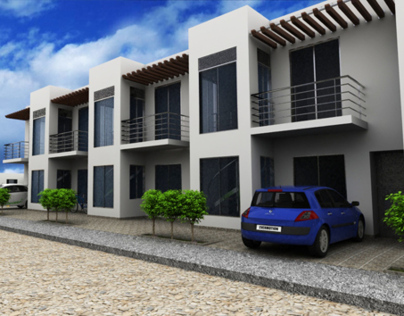 House at Flandes | Residential Complex