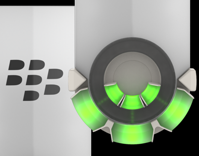 Blackberry RELAYER - Concept