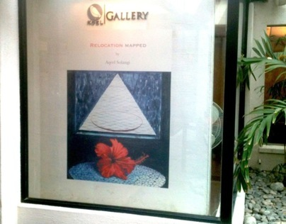 Koel Gallery Relocation Mapped