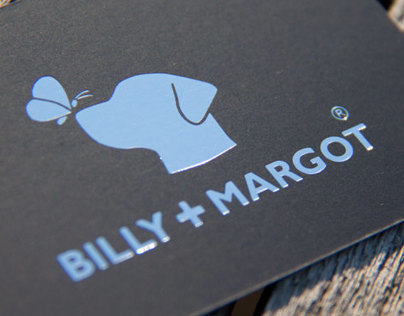 Billy + Margot Branding and Packaging Designs