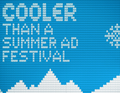 Cooler than a summer ad festival