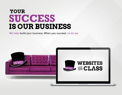 WSC - Website - Branding