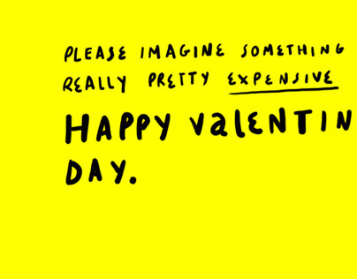 ♥valentines for poor people♥