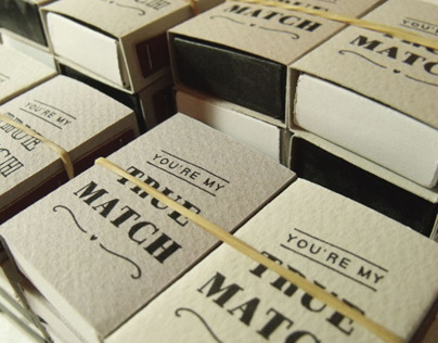 True Match - Limited Promo Packaging