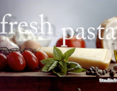 Fresh pasta....a visual recipe