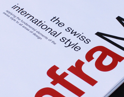 InfraMag: The Swiss International Style