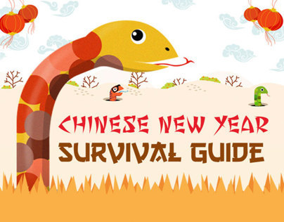 Singtel's Chinese New Year Survival Guide