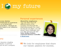 Youre Hired! - Corporate recruitment site