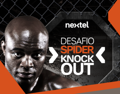 Facebook APP - Nextel Spider KnockOut