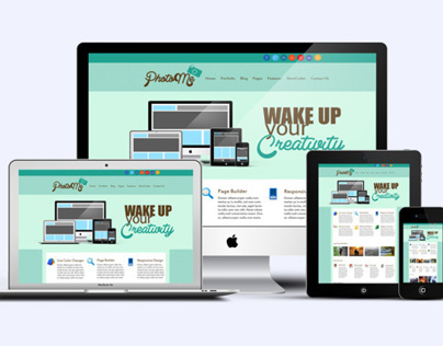 PhotoMe-WebDesign training