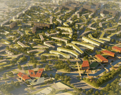 Urban Planning: Developing Of Existing Student Village
