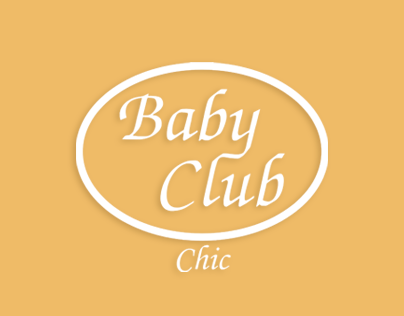 Baby Club Chic - Website