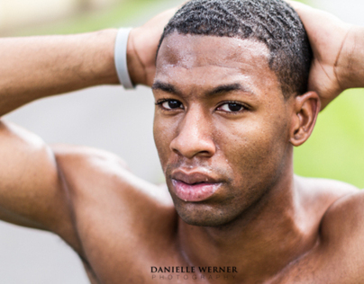Athletic Shoot: Darnell Kirkwood