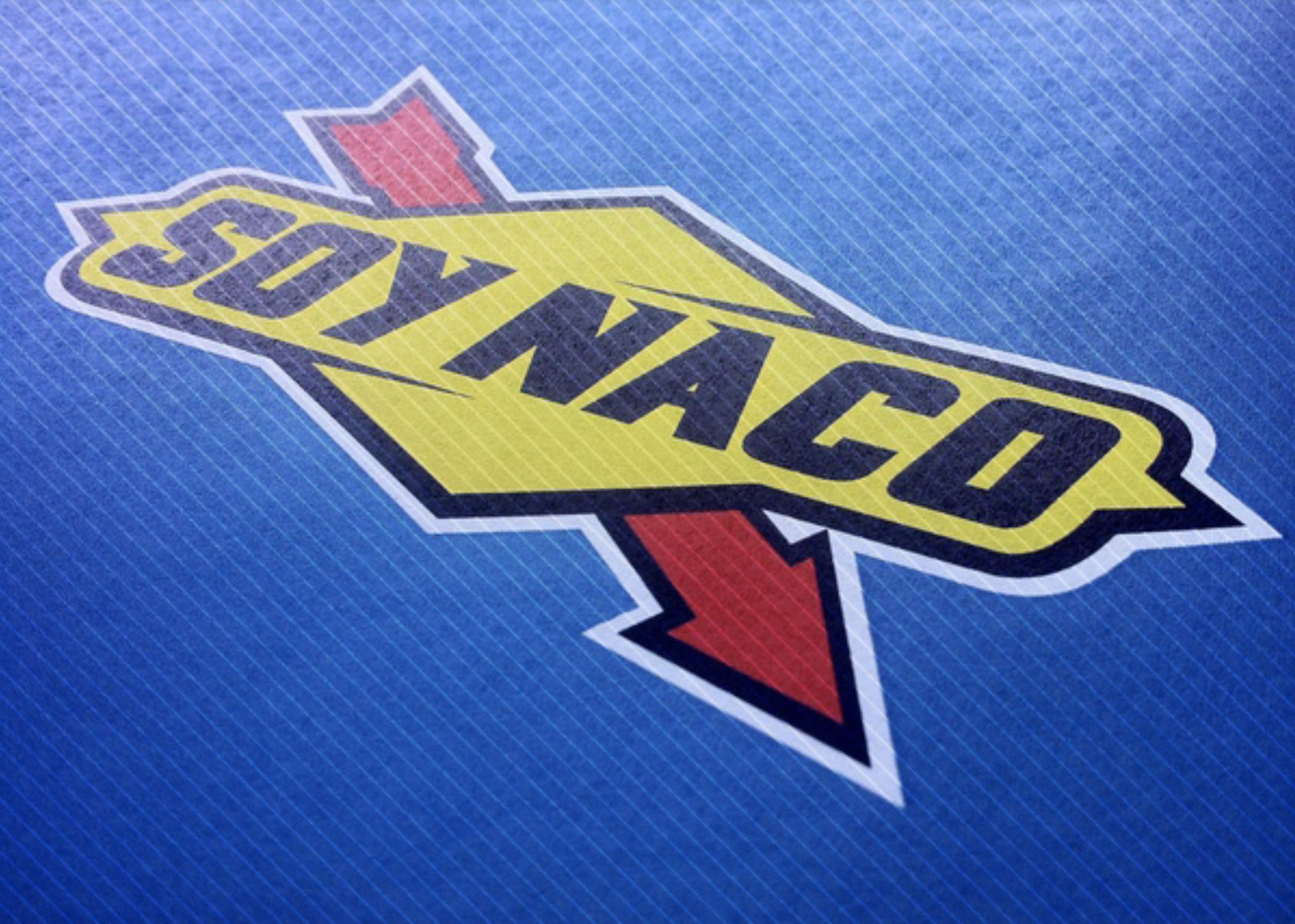 Brand redesign Naco style